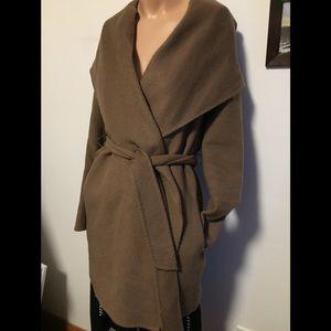 100% Wool light wrap hood Marciano